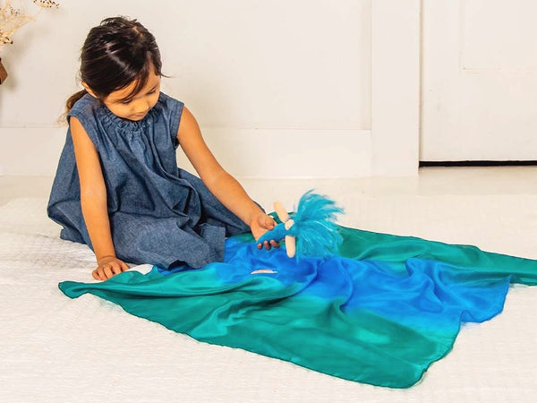 Earth Playsilks by Sarah's Silks