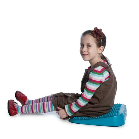 Lean N Learn Wedge Cushion (Tactile & Sensory Awareness/ Increased Focus & Attention/ Postural Stability)