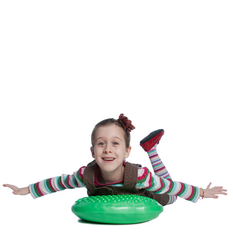Wiggles Concentration Cushion (Tactile & Sensory Awareness/ Increased Focus & Attention/ Postural Stability)