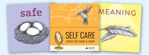 Self Care - Cards for Home & Work