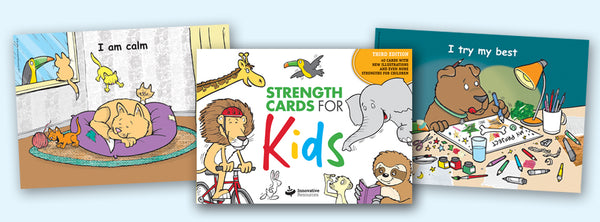 Strength Cards for Kids
