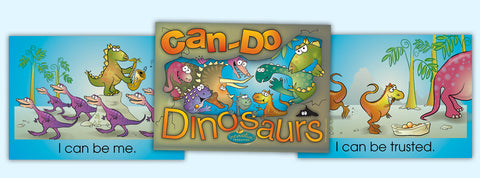 Can-Do Dinosaurs