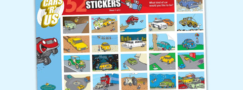 Innovative Resources Sticker Sets