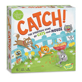 Catch: The Strategic Game of Cats-and Mouse