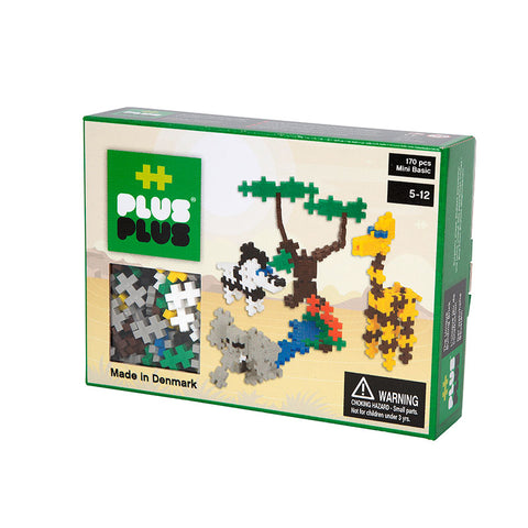 Plus Plus Mini Basic Savannah (170 pcs)