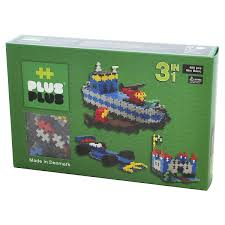 Plus Plus Mini Basic 480 Pcs 3-in-1