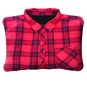Senseez Flannel Vibrating Pillow