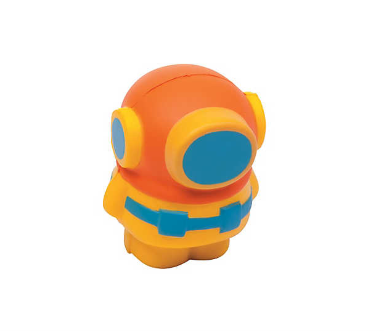 Naval Diver Stress Toy