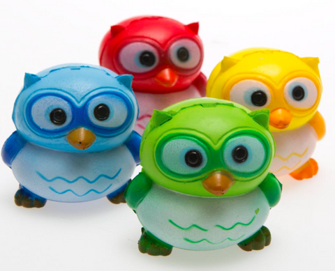 Night Owl Stress Toy