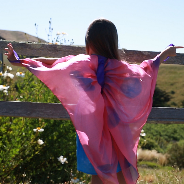 Silk Wings by Sarah's Silks