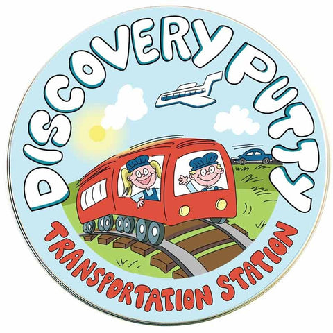 Discovery Putty - Transportation Station
