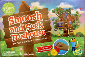 Smoosh and Seek Treehouse