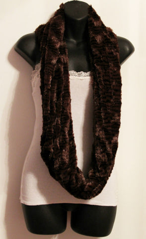 scarf vanilla fur leah currently extract a faux crushing scarves julie infinity