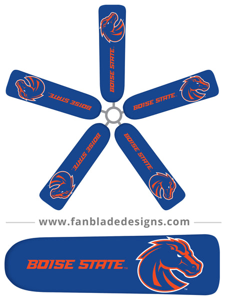 Fan Sox - Boise State University - Version 1