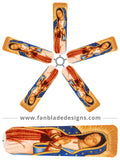 Fan Blade Designs - Lady of Guadalupe