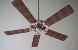 Fan Blade Designs fan blade covers - Baby Leopard at home image