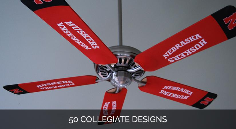Ceiling Fan Blade Cover Designs Uni. of Nebraska