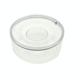 PLASTIC UNIT : MAMMOTH BREEDS Bowl/Lid (Weight 130 - 200+ Lbs) : Holds 1 Gallon (Includes Everything You Need)