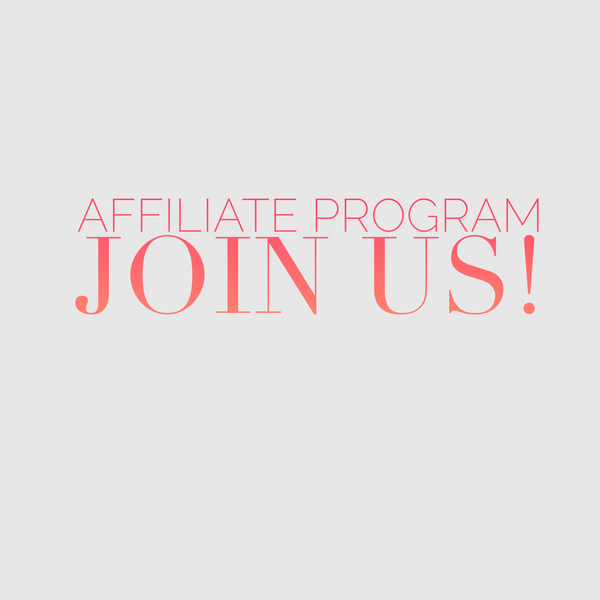 JOIN OUR AFFILIATE PROGRAM