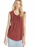 Lucky Brand Textured Knit Top