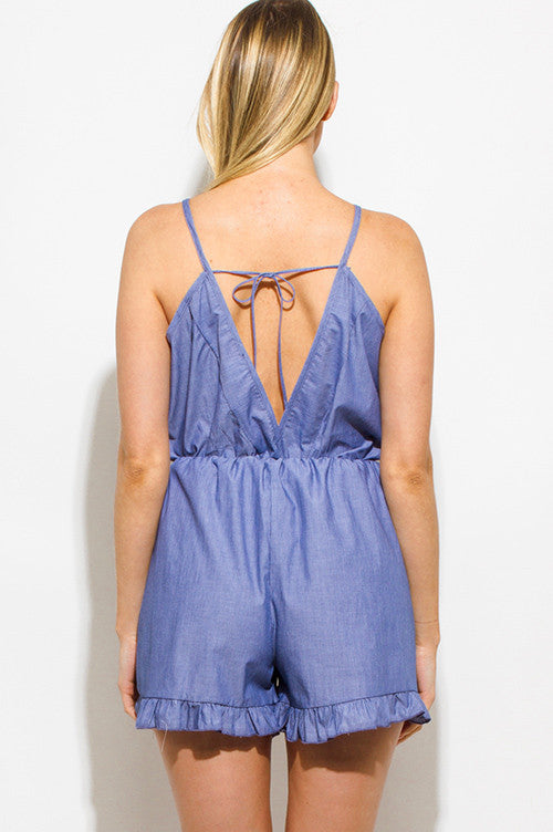 THIS WAY PLAYSUIT