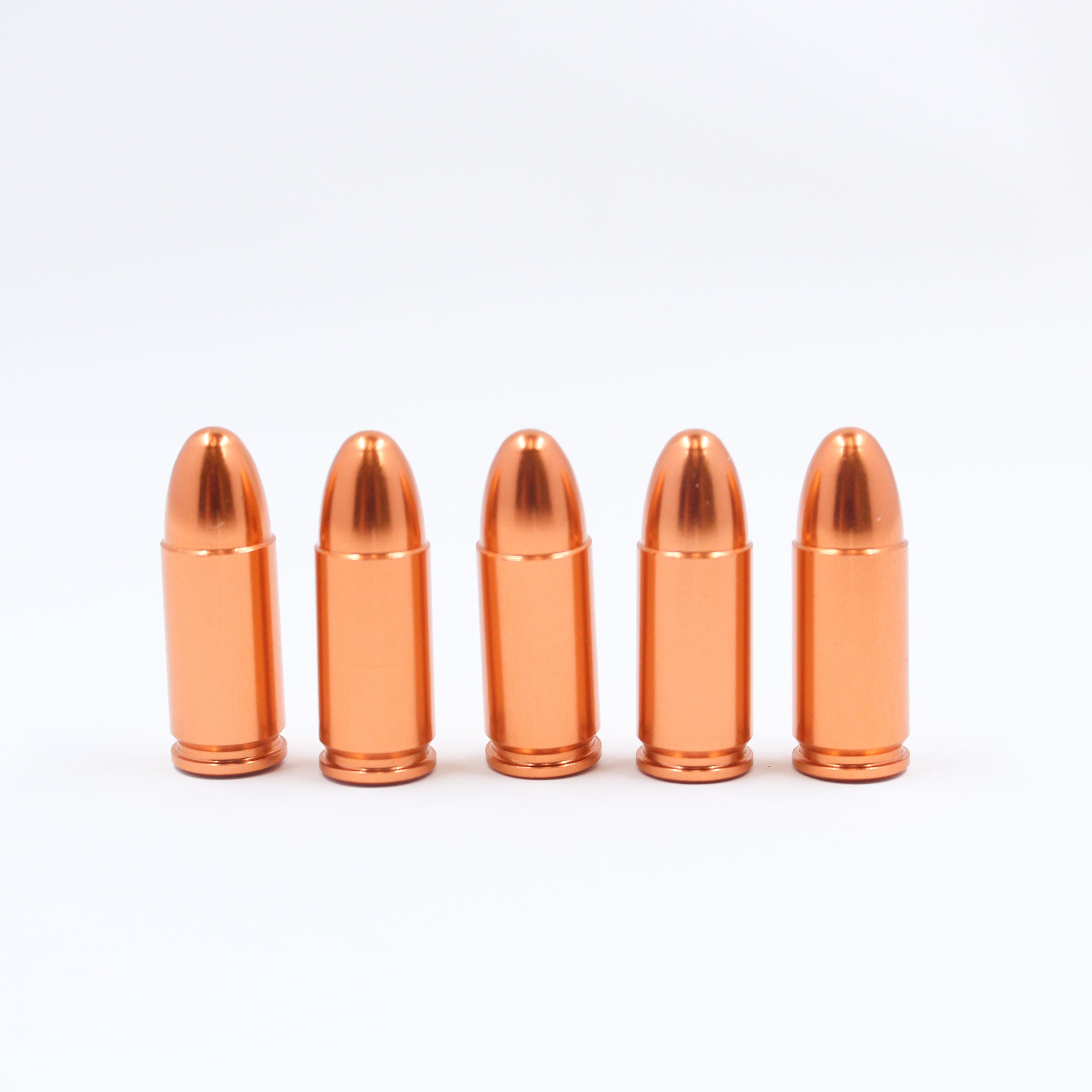 Pink Rhino - Snap Caps Dummy Rounds - 9mm Luger - 5 pack