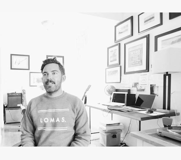 Interview with The Lomas Brand Founder Sean Feeney
