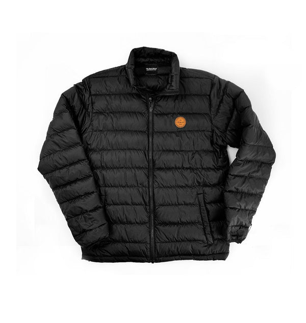 The Edinburg Down Jacket