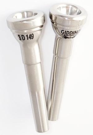 Giddings GW Trumpet Mouthpiece