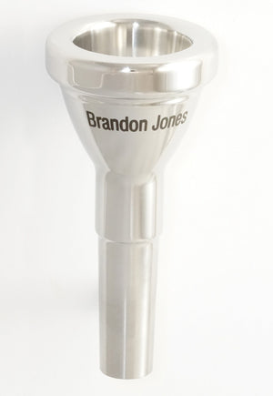 Brandon Jones Signature Euphonium Mouthpiece