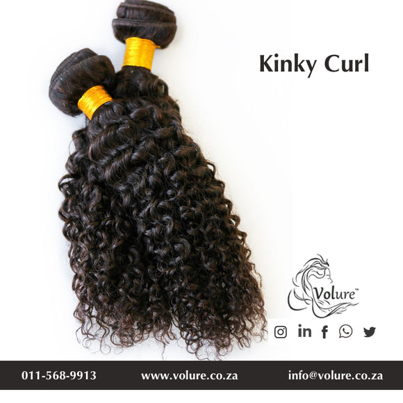 Our Kinky Curly Hair Collection