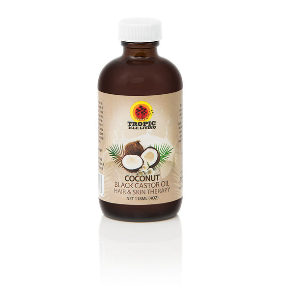 Jamaican Black Castor Oil Coconut - 4oz