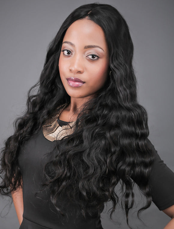 DEEP WAVE INDIAN HAIR - 1