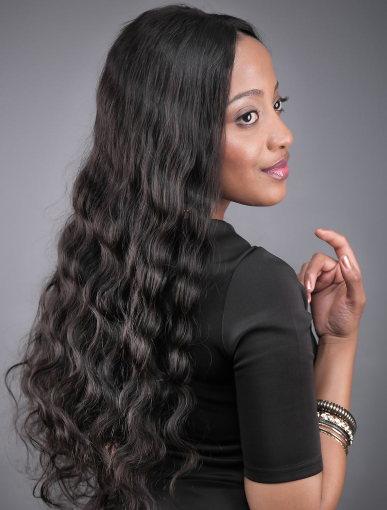 DEEP WAVE MALAYSIAN WEAVE - VOLURE HAIR BOUTIQUE