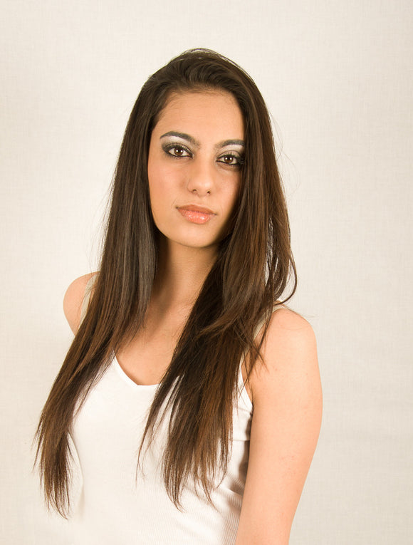 INDIAN HAIR WEAVE STRAIGHT - 1