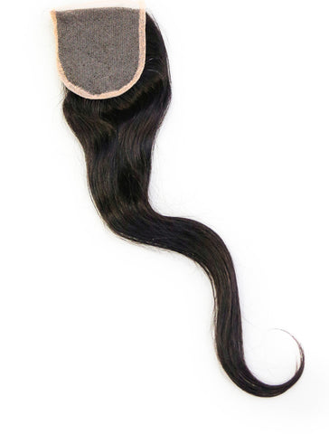 STRAIGHT LACE CLOSURE