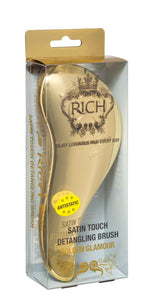 RICH Detangling Brush Golden