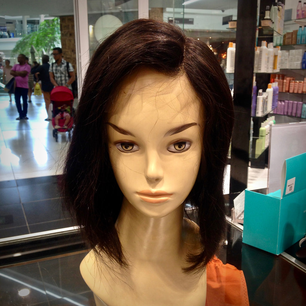 Lace Front Wig 10 Inch Bob