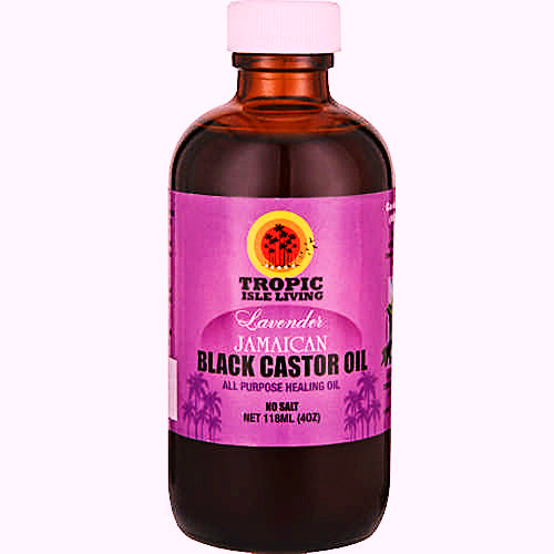 Jamaican Black Castor Oil - Lavender 4oz