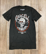 Grateful Dead On The Road Again Tee
