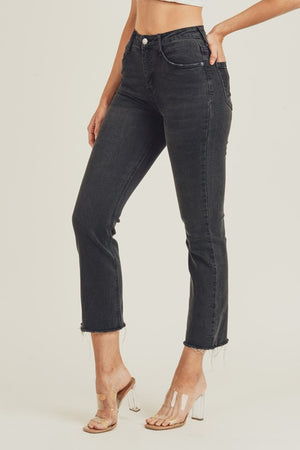 All Night Long Ankle Jeans