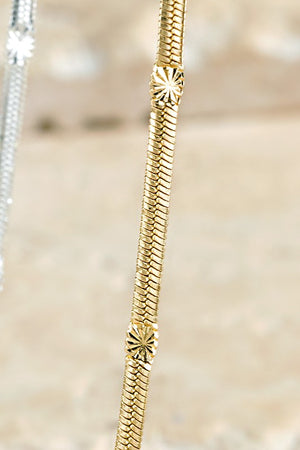 Snake Pattern Necklace