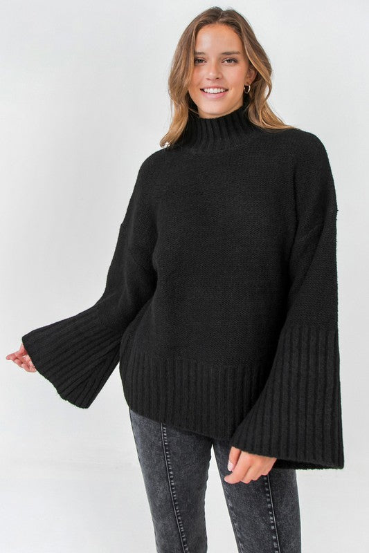 Honey Bell Sweater
