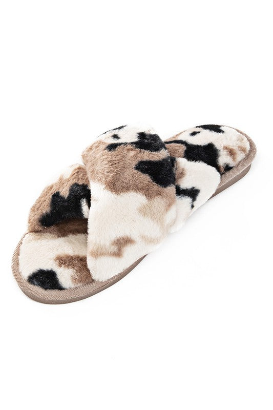 Jameson Camo Slipper