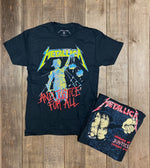 Metallica And Justice For All Tee