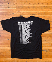 Soundgarden Superunknown Tour Tee