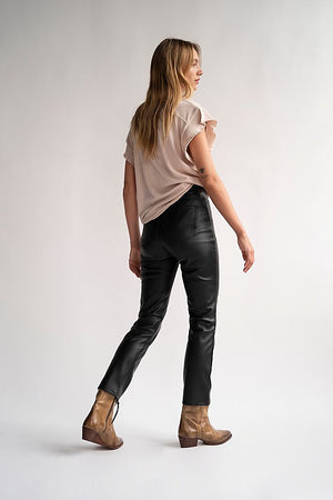 Rebel At Heart Vegan Slim Pants