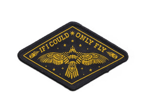 If I Could Only Fly Patch