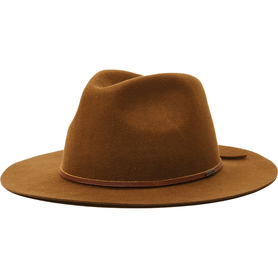 Wesley Packable Fedora