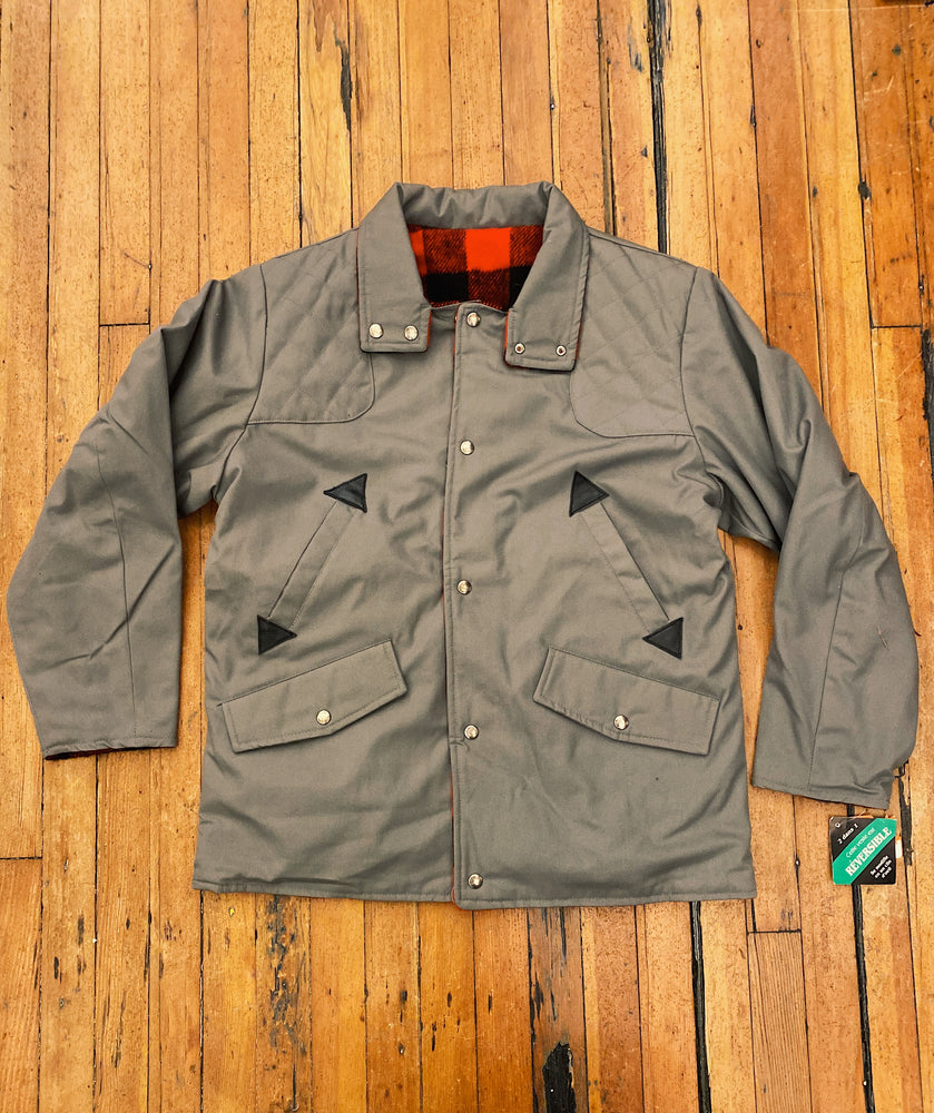 Load image into Gallery viewer, Men's Vintage Reversible Hunting Jacket Sz L